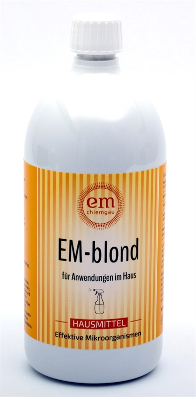 EM-blond 1 Liter