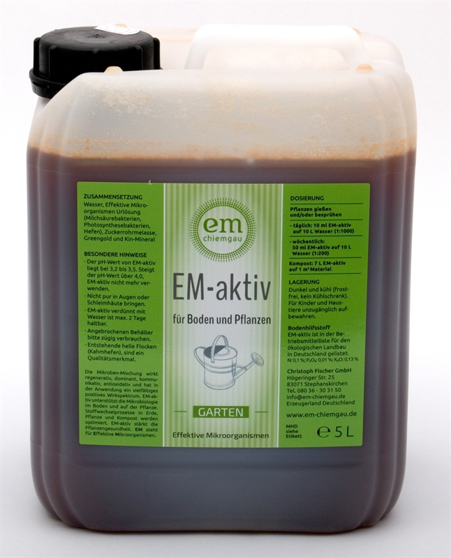 EM aktiv 5 Liter