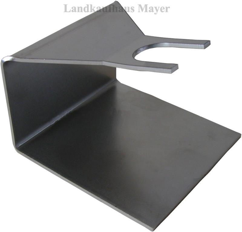 Edelstahlhalter f. Bag in Box Beutel