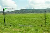 Tor !! 3m Öffnungsbreite !!  für Schaf- und Geflügelzaun, Hundezaun, elektrifizierbar