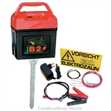 Weidezaungerät B2 Multi  9V/12V/230V *inkl. 230Volt Adapter*!!!!!!!