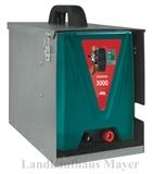 Starterset Weidezaungerät AKO Savanne 3000 ohne Solarmodul inkl. Metallbox
