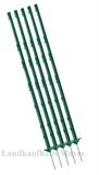 Weidezaunpfähle 156cm grün 40 St.