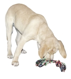 Zahnknoten für Hunde versch. Größen
